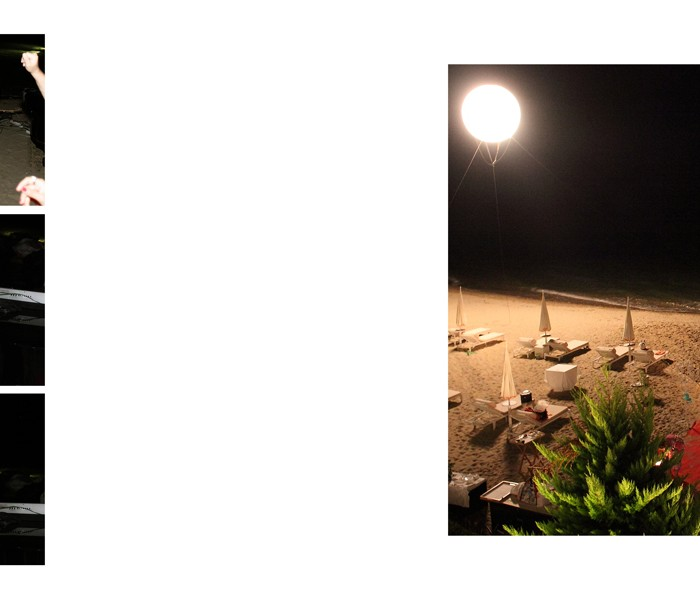 Nichole party...at Danai Resort