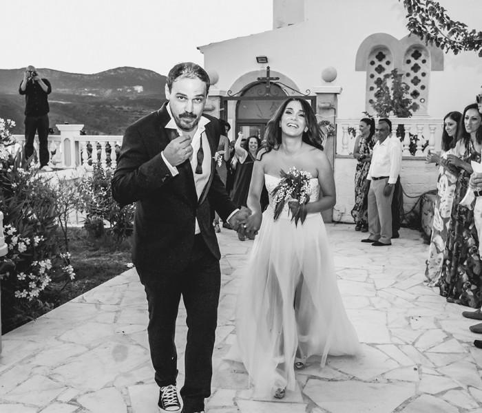 Vasilis + Olympia / Wedding in Skyros