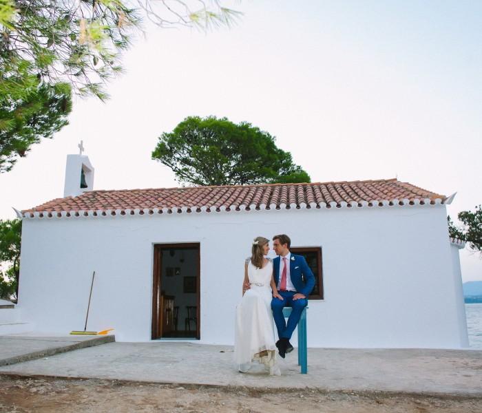 Andrew + Niki | a wedding in Spetses
