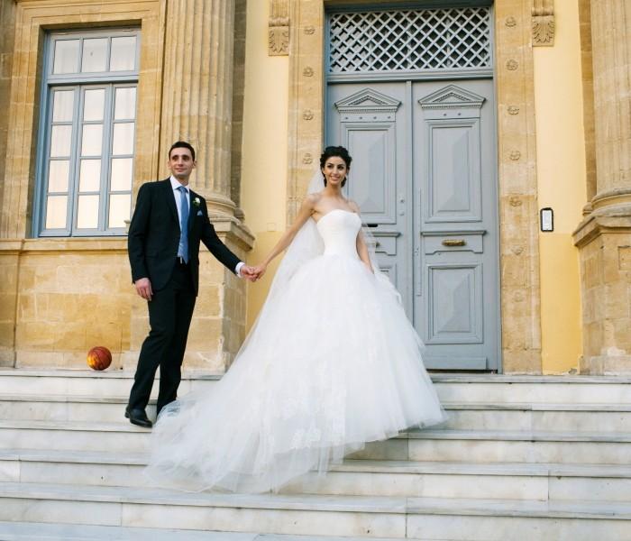 Andreas + Elina | wedding at Nicosia