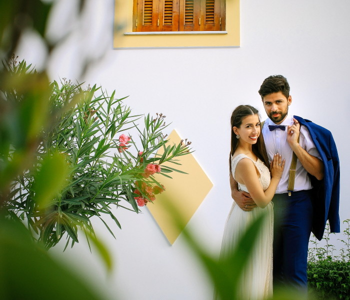 Nikos + Margarita | Wedding in Koroni Messinia