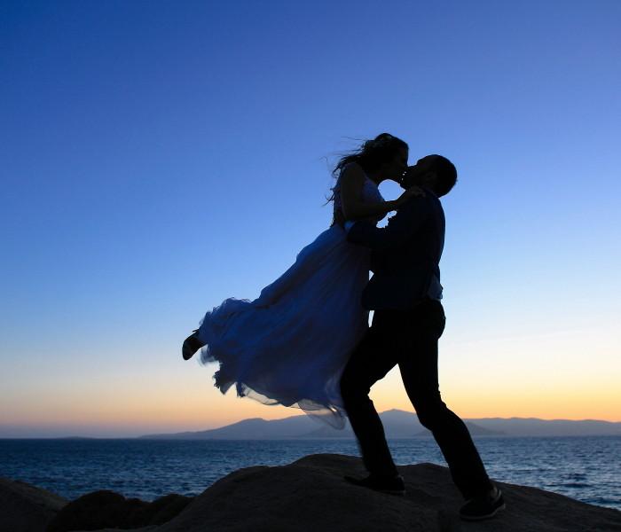 Andreas + Ioanna | a wedding in Naxos